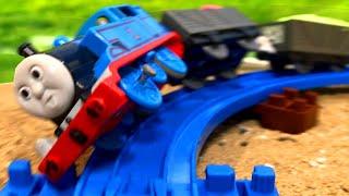きかんしゃトーマス じこはおこるさ!Thomas&Friend Accident happens!