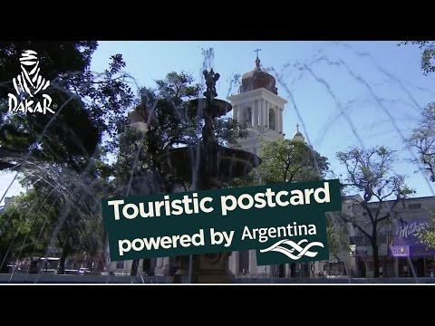 Stage 2 - Touristic postcard; powered by Argentina