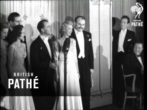 Radio Stars 'take It From Here' (1950)