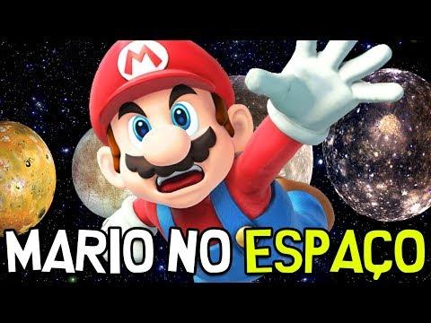 AS LUAS DE JUPITER, SÓ DOIDEIRA – Super Mario Maker (SUPER VIAJANTE)