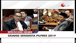 Kuasa Hukum BPN Mencecar Saksi dari TKN Soal Netralitas Gubernur Ganjar Pranowo