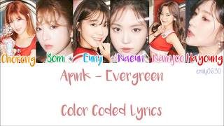 APink - Evergreen