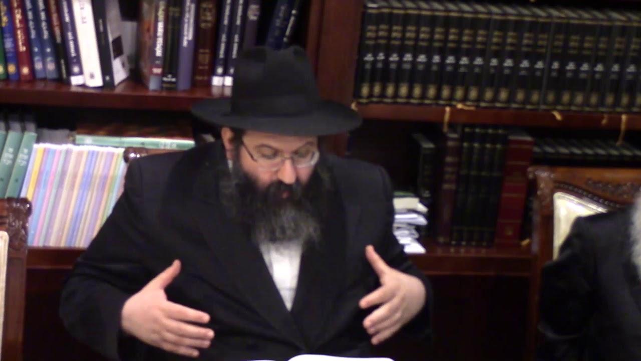 לקוטי תורה פרשת ואתחנן ד״ה שמע ישראל הרב לימא וילהעלם שנת תשע״ט