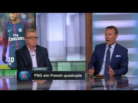 ESPN FC TV Full Show (19th May 2018) - Neymar to Real Madrid Griezmann to Barcelona