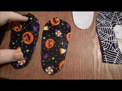 Baby Shoes - Tutorial