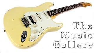Fender Custom Shop '65 Stratocaster in Aged White