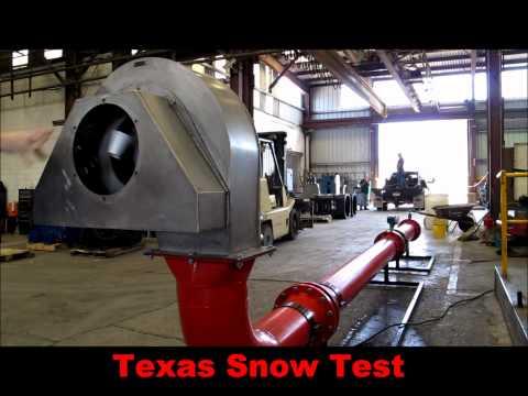 AmeriMex Motor & Controls Eliminator cooling blower.