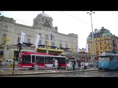 Stockholm Transit Overview