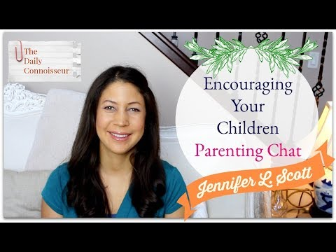 Getting Your Children To Clean   Parenting Chat   Jennifer L. Scott