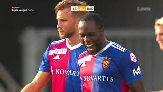 Young Boys - Basel 7:1 23.09.2018