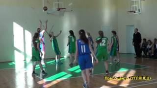 Баскетбол. Воронежская область. Девушки. Новая Усмань - Верхняя Хава