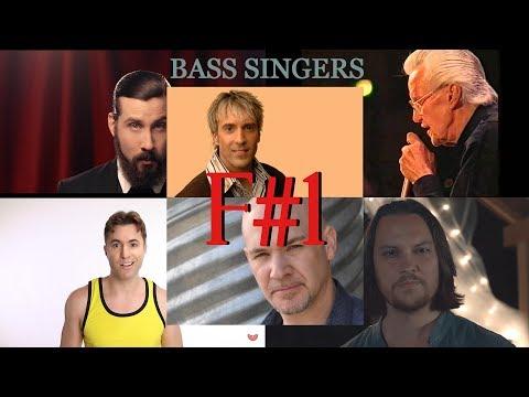BASS SINGERS | F#1