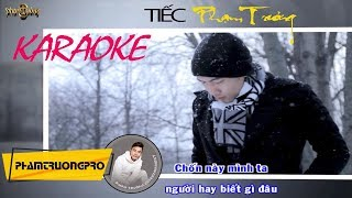 Tiếc - Beat- Karaoke- Phạm Trưởng