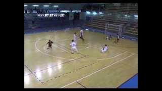 PesaroFano Reggiana 2 3, Calcio a 5 Marche