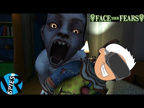 Face Your Fears Vr >> Lunchtime With My Gear Vr Face Your Fears Youtube