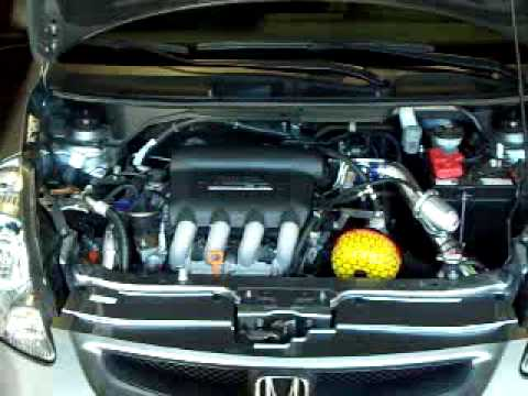 National Speed 2008 Honda Fit S  HKS Turbocharger System  Post
