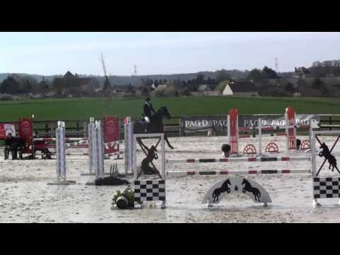 Julien et Or - GP 120 - 10 avril 2016 - Magnanville