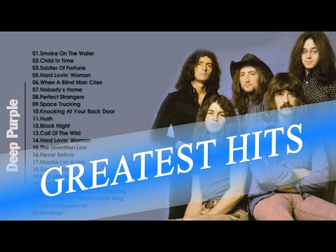deep purple greatest hits || best of deep purple
