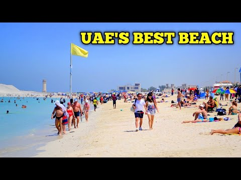 BEST PUBLIC BEACH IN DUBAI/ SAADIYAT BEACH / DUBAI OPEN BEACH/ BEACH DUBAI/ BEST BEACH IN ABUDHABI