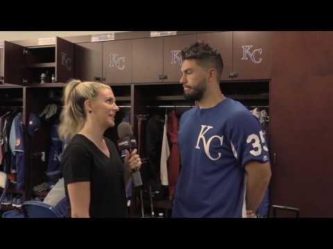 Eric Hosmer Gives His Takeaways From Spring Training