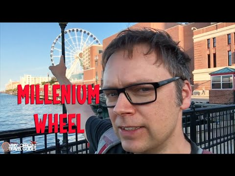 Millennium Wheel on Navy Pier in Chicago. Very unOfficial Travel Guides