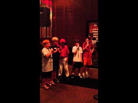 PAL Astros karaoke in Waldorf