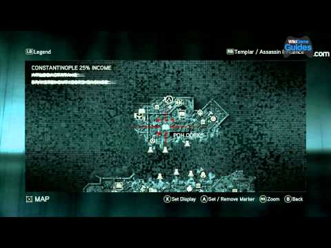 Assassin's Creed: Revelations Gameplay - Part 14: Signs and Symbols, Galata Tower | WikiGameGuides