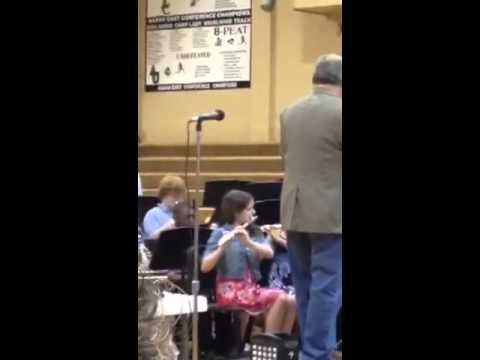Annie Camp Junior High School Beginning Band