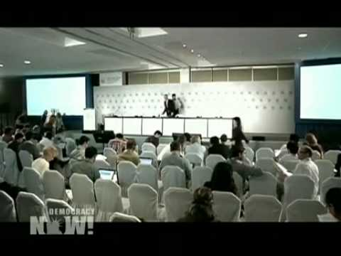 Climate Talks in Jeopardy as Industrialized Nations Threaten Kyoto Protocol 1 of 2