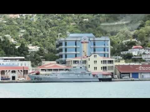 Saint Lucia - Caribbean Sea Travel