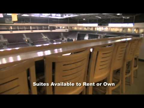 Santa Ana Star Center VIP Level - Tour of Private Suites and Meeting Space