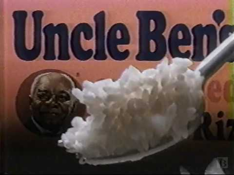 Uncle Ben's Rice Commercial 1990