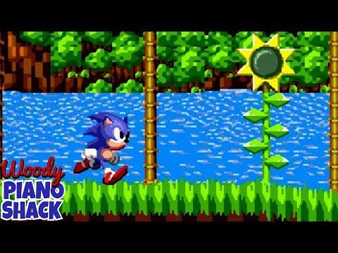 Sonic The Hedgehog soundtrack on Yamaha DX7 DEXED VST