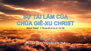 HTTL LONG THÀNH - Chương trình thờ phượng Chúa - 17/05/2020