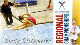 Gambar cover Gymnastics Regional Championships | Bars Level 8 | Emily Gittemeier 2016