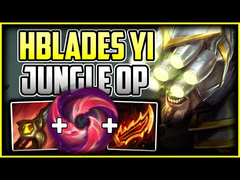 Carry Yourself Out Of Low Elo With MASTER YI | Best Build & Runes - Master Yi Commentary Guide