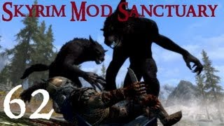 Skyrim Mod Sanctuary 62 : Werewolves I - Heart of the Beast and Tales of Lycanthropy