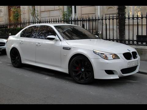 Bmw M5 With Eisenmann Exhaust Beauty And Beast Youtube