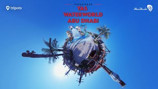 The World's Coolest Waterpark - Yas Waterworld Abu Dhabi | 360 Video | Tripoto