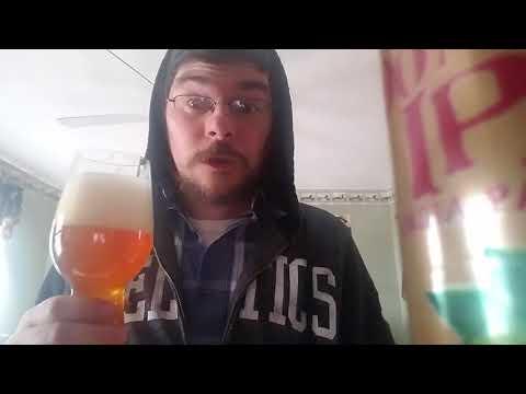 Massachusetts Beer Reviews: Dogfish Head 90 Minute IPA