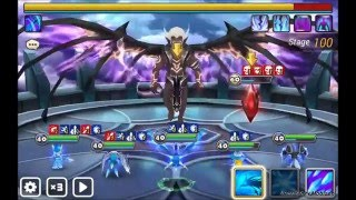 [Summoners War] TOA Boss Stage 100 (Normal) with 2-3* core Pets
