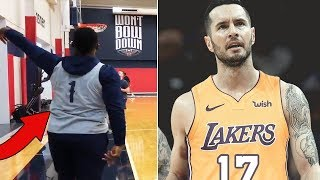 Zion Williamson LEAKED 320+ POUND TRANSFORMATION & INJURY RECOVERY! Pelicans HUGE ROSTER TRADE!