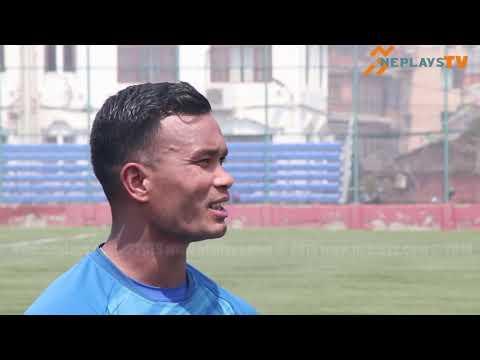 के भन्छन्  Bharat Khawas National Team Training काे बारेमा । Football Training । Nepali Football