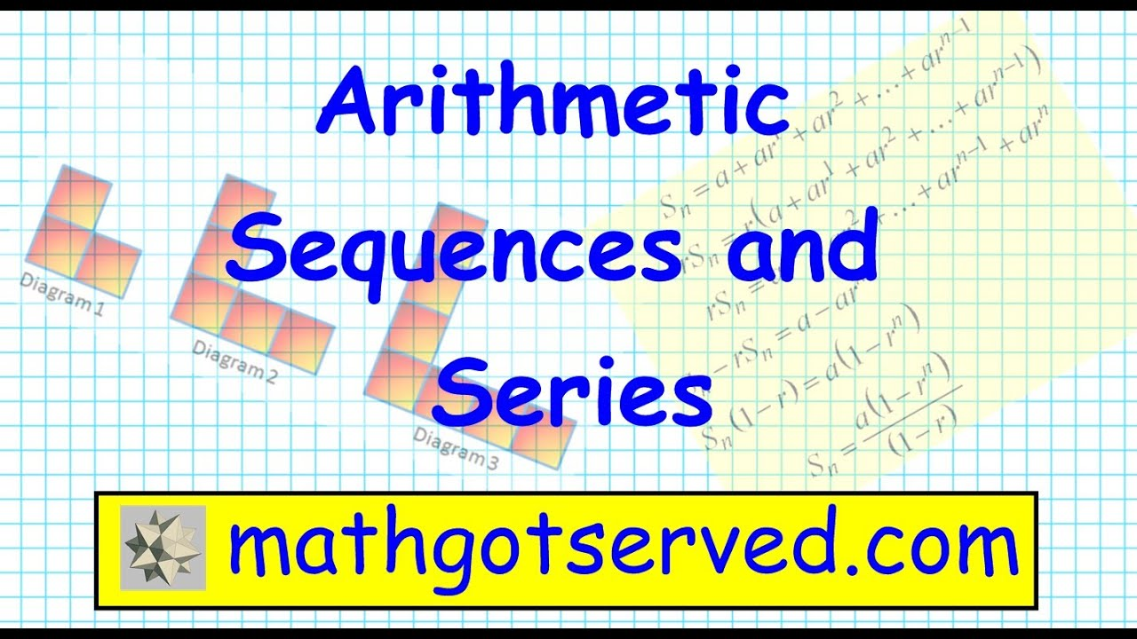 how to find a1 in an arithmetic sequence