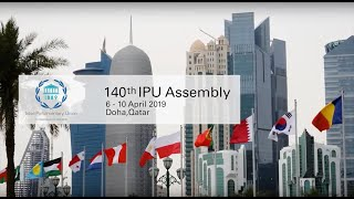Highlights of the 140th Assembly of the IPU thumbnail