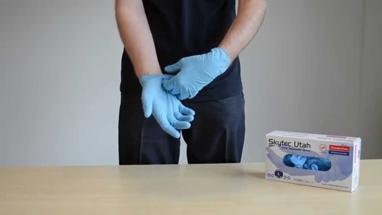 The Globus Guide to Putting-on and Removing Non-Sterile Disposable ...