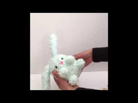 Bunny Music Box
