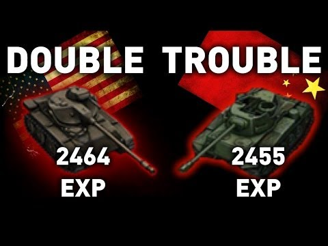 World of Tanks || Double Trouble - Light Tanks