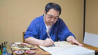 Ткань из золота и как живут японские мастера  Киото  Япония  Серия 20