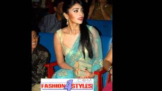 Hot Girls Saree Fashion Collection Thumbnail